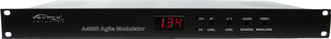 A4000 Analog CATV Modulator